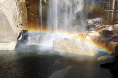 Wodospad Vernal | Vernal Fall