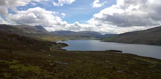Views of Loch Assynt