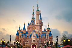 castle of castles (imageneer) Tags: castle f12 asia xf 56mm fujifilm disneyland xe2 china shanghai