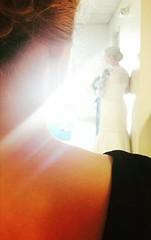 FB_IMG_1469028303492 (rosiemonroe13) Tags: wedding bride maid honor god rays
