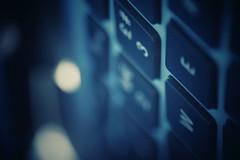 WE (Markoni72) Tags: macbook mac keyboard keys w e sonya6000 ilce6000 raynox dcr250 macro