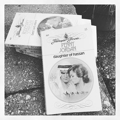 (mariankrick) Tags: harlequin romance novel