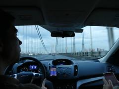 Le George Washington Bridge - Manhattan - New York - tats-Unis (vanaspati1) Tags: le george washington bridge manhattan new york tatsunis vanaspati1 ville town pont rivire river fleuve hudson jersey