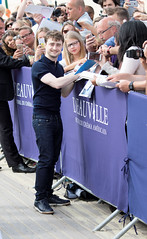 10-09-2016-16 Daniel Radcliffe (Thierry Sollerot) Tags: deauville2016 thierrysollerot tapis rouge deauville festival film amricain american