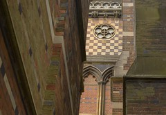 Gap (Tony Tooth) Tags: nikon d7100 nikkor 50mm f18g keble college keblecollege oxford university butterfield