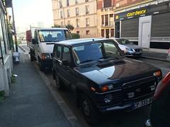 Russian Lada Niva 1600 4x4 (mangopulp2008) Tags: russian lada niva 1600 4x4 paris france