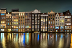 Amsterdam (JSP92) Tags: amsterdam noordholland netherlands nl water reflections old buildings architecture long exposure