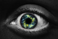 Woa! Another Eye (Carson.B) Tags: eye eyeball chronic pain