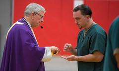 1636redgranite-14 (The Compass News) Tags: bishopricken redgranite inmates jail mercy ministry prison yearofmercy