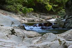 cascada del cubo (missemeyas) Tags: cascadas irati otoo rio