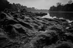 Gesteinswelten am Rhein