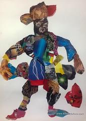 Shopaholic (Edward Ofosu) Tags: figurative art contemporaryart