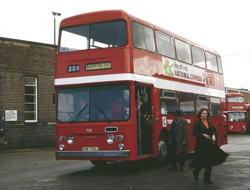 XHE752J Yorkshire Traction 752 Barnsley