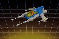 NCS Cobra (pasukaru76) Tags: canon100mm lego space classic ncs starfighter vicviper nnovvember nnovvember2016 moc