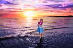 Lacus Clyne (bdrc) Tags: gundam seed destiny lacus clyne cosplay girl portrait sea beach sunset dusk edit bella outdoor sepang gold coast avani