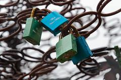 Lock tree (Spannarama) Tags: padlocks locks sculpture tree wire steel suspended nationalmotormuseum beaulieu newforest uk