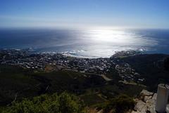 Table Mountain (-Patri-) Tags: cape town ciudad cabo ciudaddelcabo capetown south africa sudafrica table mountain montaa nature naturaleza mar sea azul blue reflection reflejo cielo sky