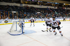 "Missouri Mavericks vs. Ft. Wayne Komets, November 12, 2016, Silverstein Eye Centers Arena, Independence, Missouri.  Photo: John Howe/ Howe Creative Photography • <a style=""font-size:0.8em;"" href=""http://www.flickr.com/photos/134016632@N02/30869270152/"" target=""_blank"">View on Flickr</a>"