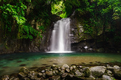 Vera Falls (Hendraxu) Tags: landscape green falls waterfall vera legazpi nature albay bicol asia philippines teal travel destination travelling water