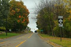 M66sRoadSignRightTurn-StantonMI (formulanone) Tags: michigan sign road roadsign m66 66