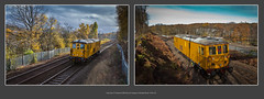 Colas Class 73 'Shoebox' & DRS Class 20 'Choppers' at Woolley Wood - 0120+122 (Views in Camera) Tags: woolleywood networkraillightengine colasrail class73 shoebox 73138 e6045 0z31 derbyrtcviabarnsleytoderbyrtc drs directrailservices electrodiesellocomotive class20 20312 20303 3s14 grimsbyviasheffieldtobridlington northernrail dmu class144 1440014 2b44 sheffieldtohuddersfield 144013 2l27 leedstosheffield class158 158xxx 1l86 sheffieldtoleeds ecclesfieldwestsignalbox blackburnvalleyline wincobank meadowhall grangelane arthurleesons chapeltown thorncliffeironworks newtonchambers graffitiartist tpnthepalletnetworkallaboutperformance hallamexpressroadhaulageltd chapeltownbranch toyonberry christmasberry theblackburnbrook htc harringtontowercranes rhtt leafbuster railheadtreatmenttrain sanditeunits