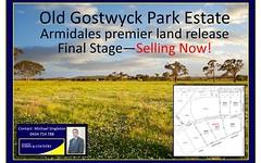 Lot 401 Old Gostwyck Park Estate, Armidale NSW