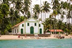 Capela de São Benedito (Ars Clicandi) Tags: brasil brazil pernambuco praiadoscarneiros praia carneiros beach capeladesaobenedito capela sao são benedito igreja church