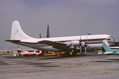 C-97G 52-2764 of the Foundation for Airborne Relief (JimLeslie33) Tags: c97 c97g foundation for airborne relief biafra nigerian civil war long beach international airport stratocruiser 522764 n227ar olympus om1 boeing kc97 kc97g ang california ca