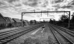 BRYAN_20161012_IMG_9390 (stephenbryan825) Tags: hdr huyton liverpool roby robystation rails selects sky wideangle