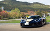 Dark Blue. (Alex Penfold) Tags: ferrari laferrari v12 laf pozzi blue cream stripe supercars supercar super car cars autos alex penfold 2016 front plate lol japan cavalcade