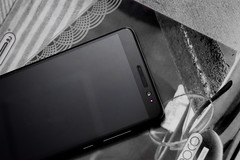 | NOTIFY ME | (mdanwarhossain) Tags: phone smartphone light purple pad bw artistic