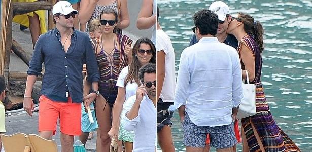 Bradley Cooper e Irina Shayk esperam o primeiro filho, diz imprensa