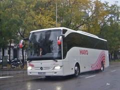 Mercedes Tourismo de Haro (Bus Box) Tags: autobus bus mercedes tourismo haro