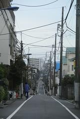 tokyo6106 (tanayan) Tags: urban town cityscape tokyo japan nikon j1   road street alley akabane