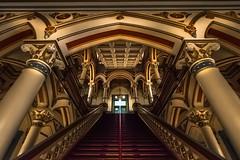 Interior - Old City Hall, Richmond, VA (andrewhardyphotos) Tags: architecture neogothicarchitecture nikond7200 oldcityhallrichmond richmond tokinaatx116prodxii1116mmf28 va virginia