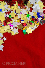 Colorful stars on red velvet background (PicciaNeri) Tags: glow festivities glitter ornate black decoration xmas christmas starnight isolatedonblack decorative goldenstar seasonal festive celebration text birthday goldenconfetti golden velvet goldenstars background blank celebrate sparkle confettistars starshape december present goldconfetti color winter border largegroupofobjects metallic party greetings gold confetti star gift design small holidaycard blue colorful holiday dreams copyspace aspirations goldstars motif closeup card nobody message happy goldstar