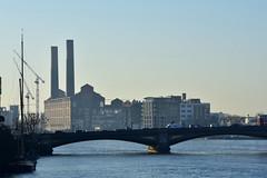 Lots Road (John A King) Tags: lots road powe station battersea bridge river thames