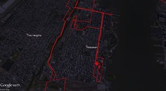 October 2016 My Tracks (Hoboken) (quiggyt4) Tags: gps gpstracking mytracks android google googleearth googlemaps mapping maps tracks aerial newjersey nj nyc newyork newyorkcity manhattan midtown brooklyn queens statenisland sandyhook perthamboy southamboy wall weehawken hoboken jerseycity china shanghai seoul korea southkorea busan daegu incheon secaucus northbergen usa northeast occupy ows occupywallstreet trump donaldtrump ronpaul