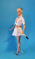 Large resin Lotta Lilli on ebay (Pania Cope) Tags: vintage ooak barbie wip hong kong resin bild clone lotta lilli repaint pania faceup