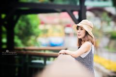 TITI (Wi 視覺) Tags: girl 南投 南投車程