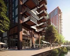 Проект жилого комплекса в Лондоне от HAL Architects