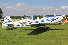 G-GIBP (QSY on-route) Tags: york light fly aircraft vale strut association laa in of ggibp 08082015