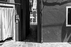 Narrow streets (JimTorarp) Tags: street italy narrow burano