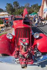 (draydogg) Tags: firetruck dodge firedept cambria carshow 2015 dodgebrothers pinedorado
