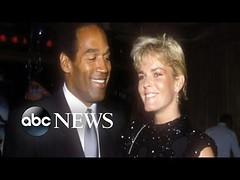 O.J. and Nicole Brown Simpson's Relationship Before Tragic Murder (thenewsvideos) Tags: brown nicole before simpsons relationship murder tragic oj