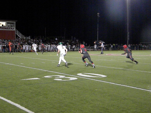 "Oregon City vs West Linn Sept 4th 2015 • <a style=""font-size:0.8em;"" href=""http://www.flickr.com/photos/134567481@N04/21164364441/"" target=""_blank"">View on Flickr</a>"