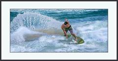 Shorebreak (cliff.kimura) Tags: hawaii surf honolulu sandys sandybeach