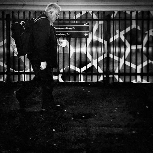 Melbourne People 12 (Flinders Street Station)