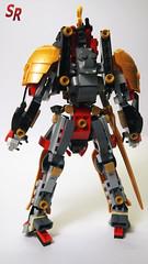 111 (shirokeima) Tags: anime amazing lego robots shiro instruction mecha construct moc mechanick hromov shirogeekworld