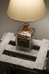 Jack Daniel's Lamp